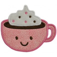 Sweet Hot Cocoa Applique